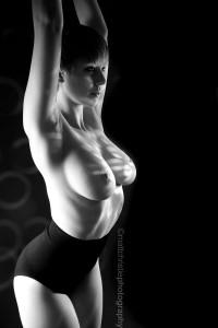 Vicki Blatchley Glitterboob
