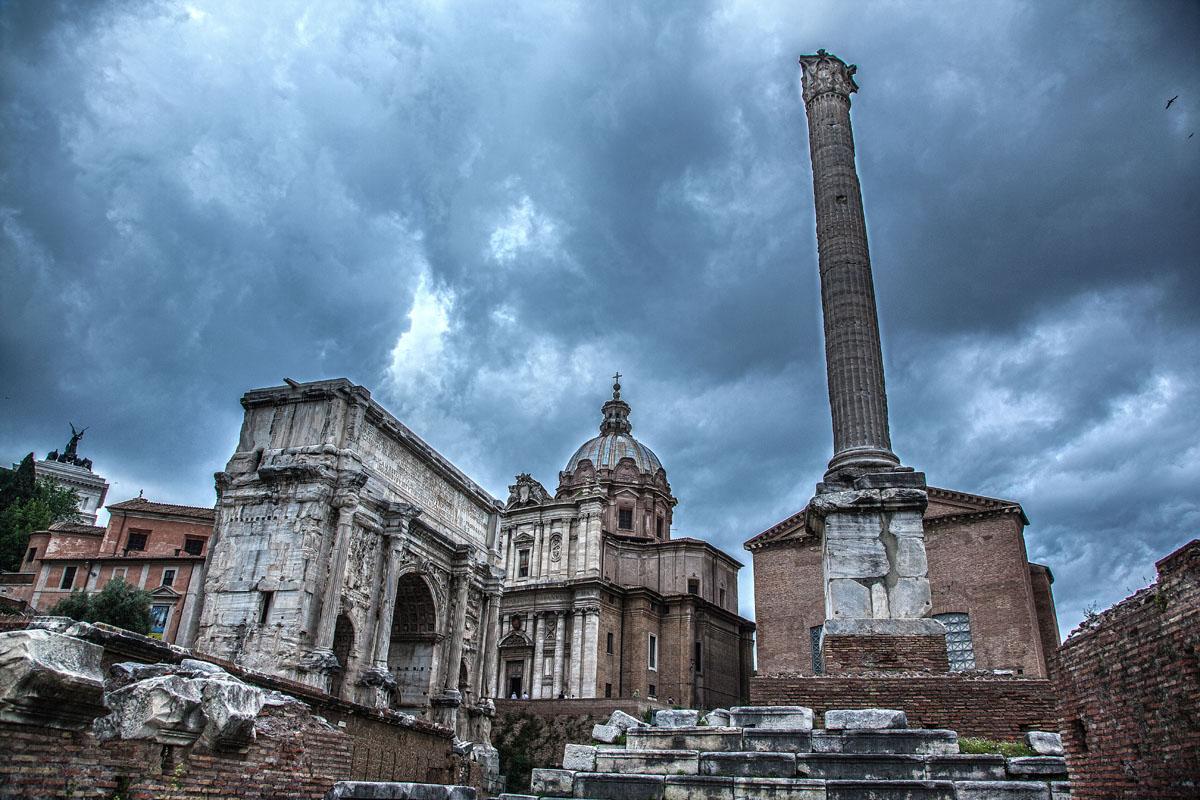 Rome – Colisseum & Ancient Rome