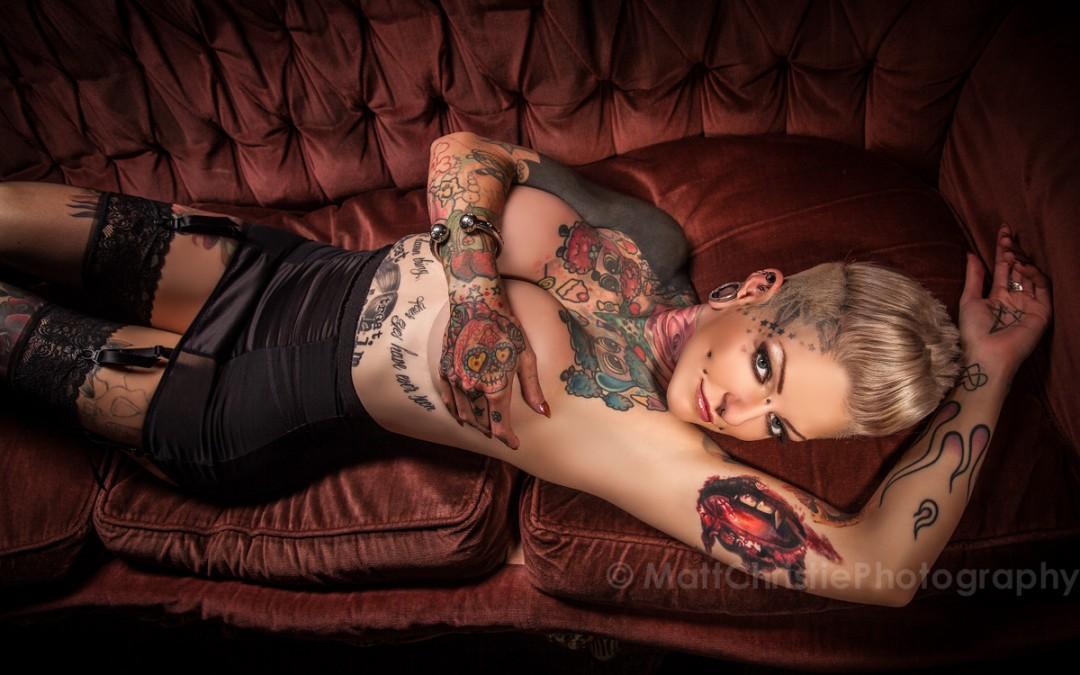 Shoot – Laura Haley