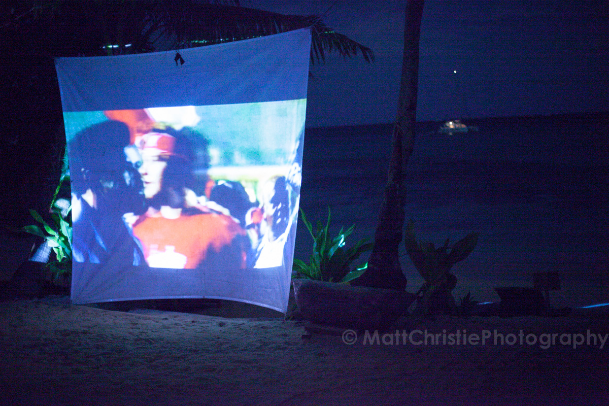Fiji Beach Cinema