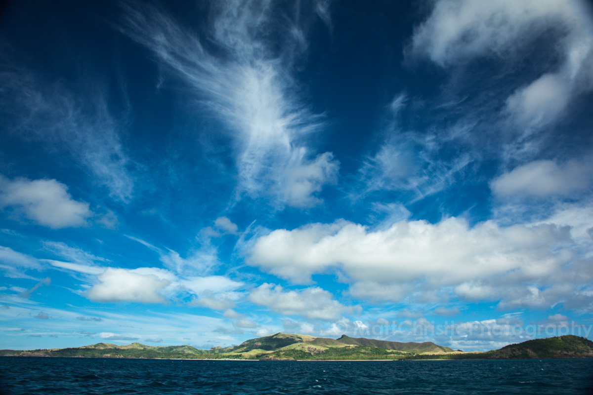 Fiji Skies