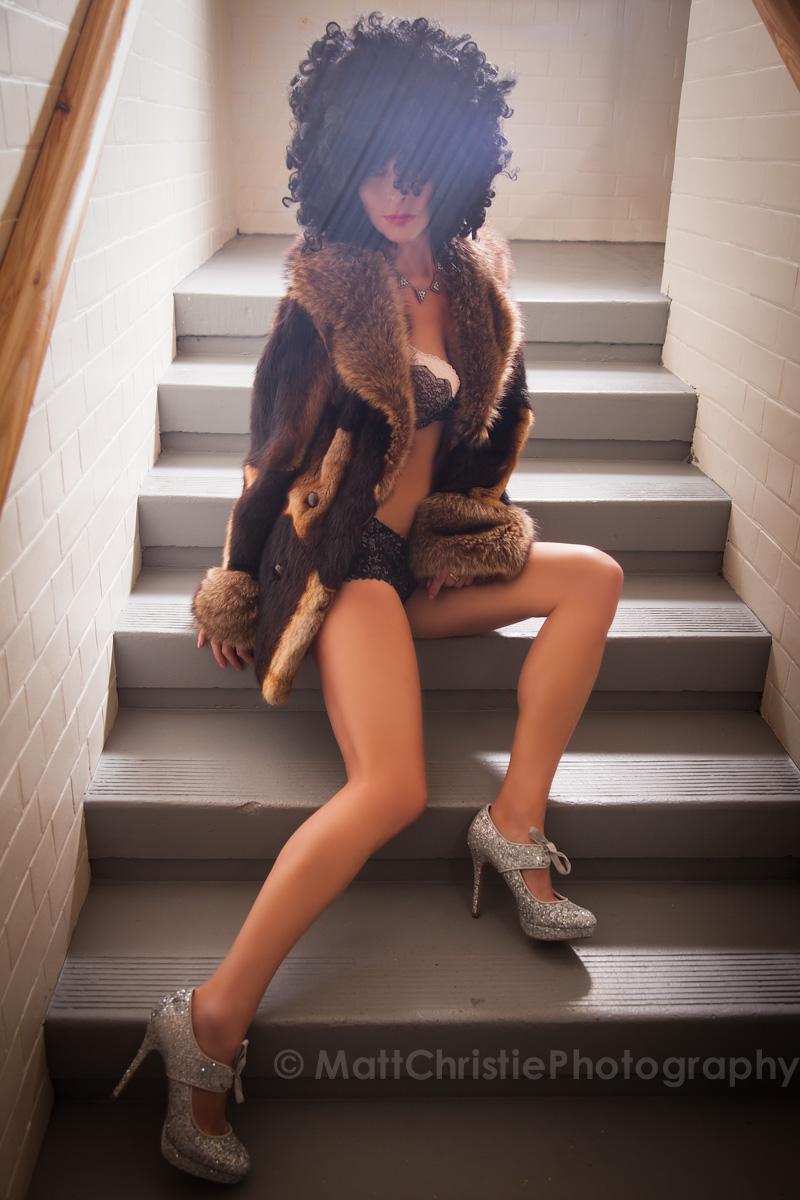 London Boudoir Photographer - Janet