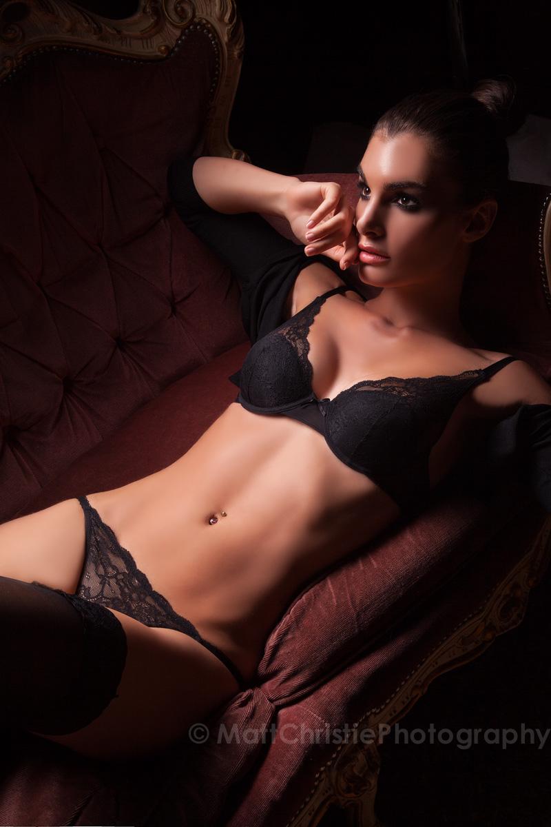Simona London Lingerie Photography