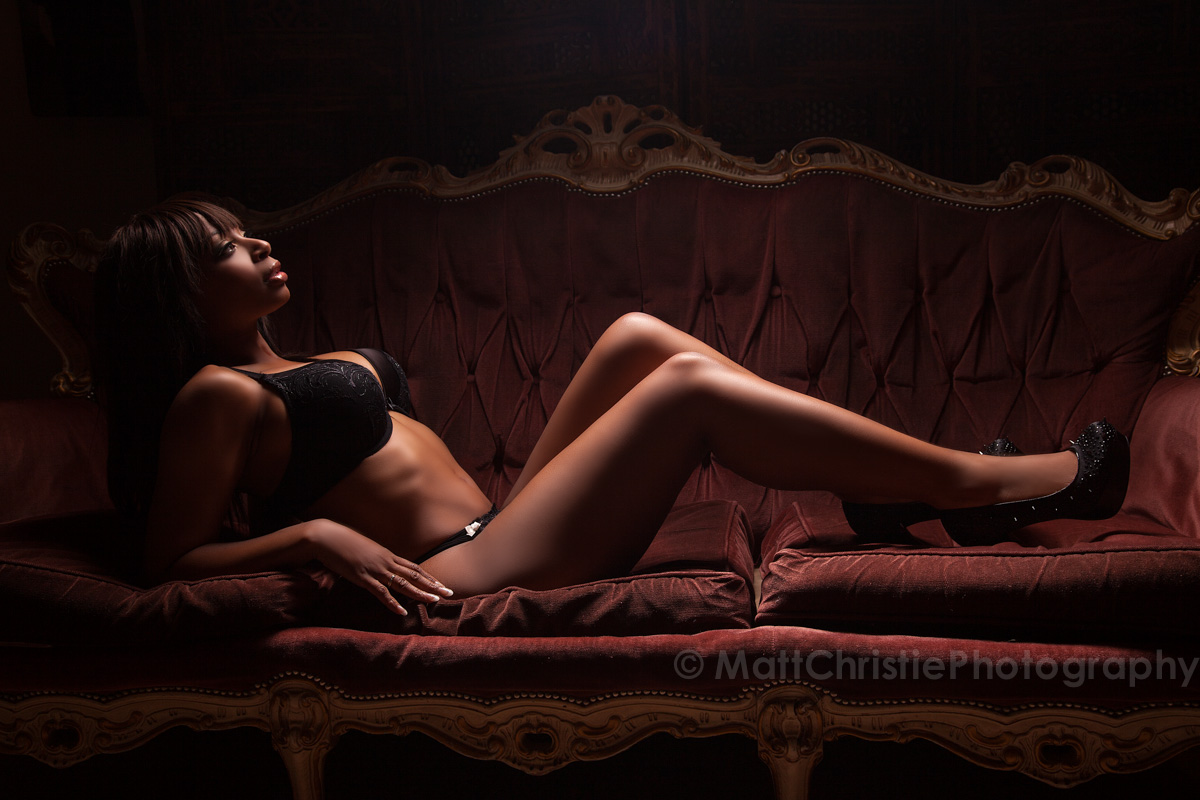 London Glamour Photography - Lola Marie