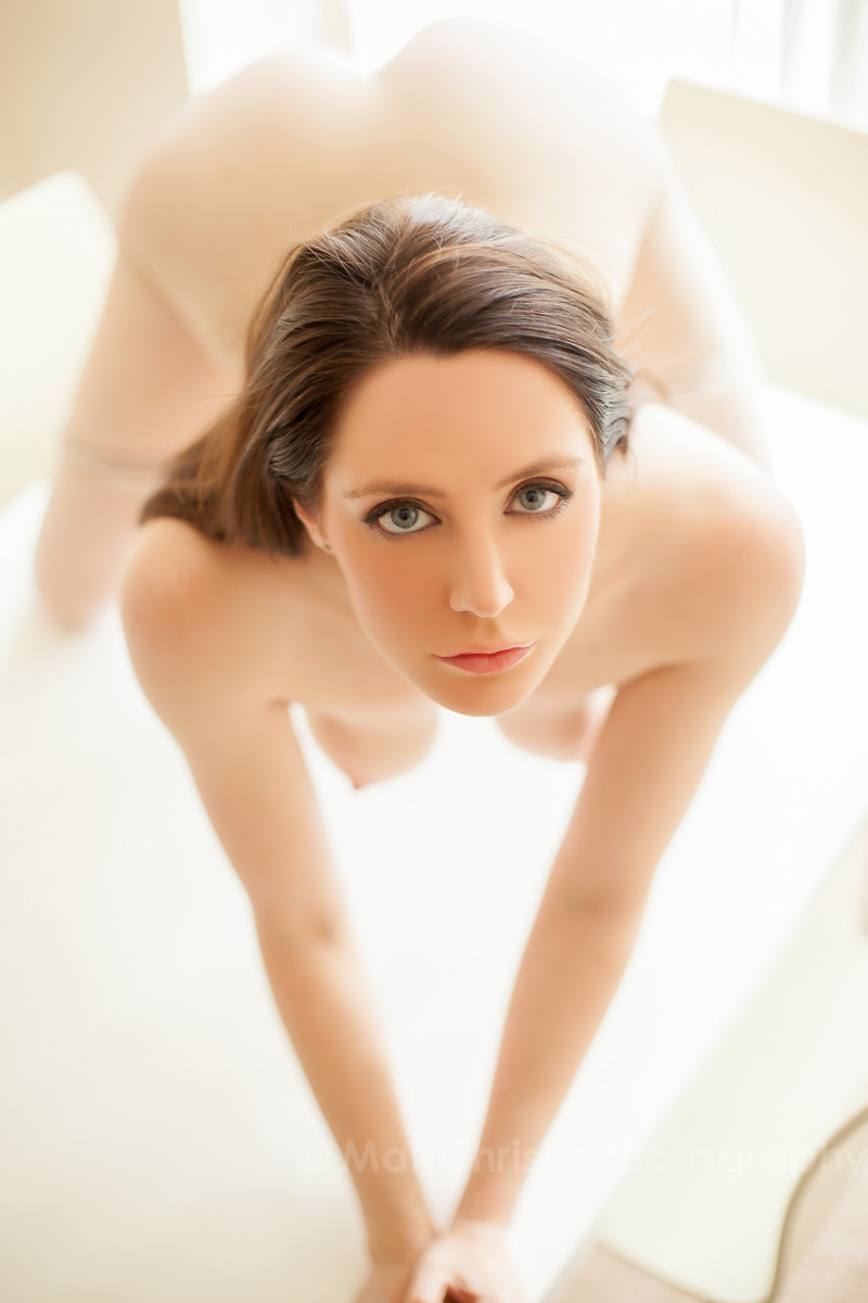 London Glamour Photographer - Samantha Bentley